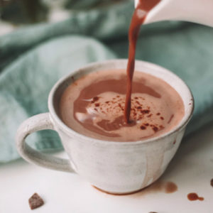 CBD Sugar Hot Chocolate
