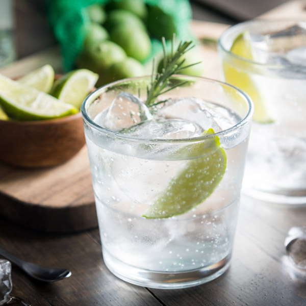 CBD Gin and Tonic